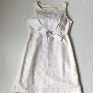Kim Rogers Cotton with Polyester Lining Dress